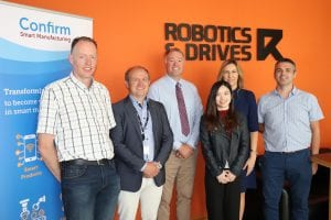 Partnership. Athlone, Manufacturing, Robotics, Drives